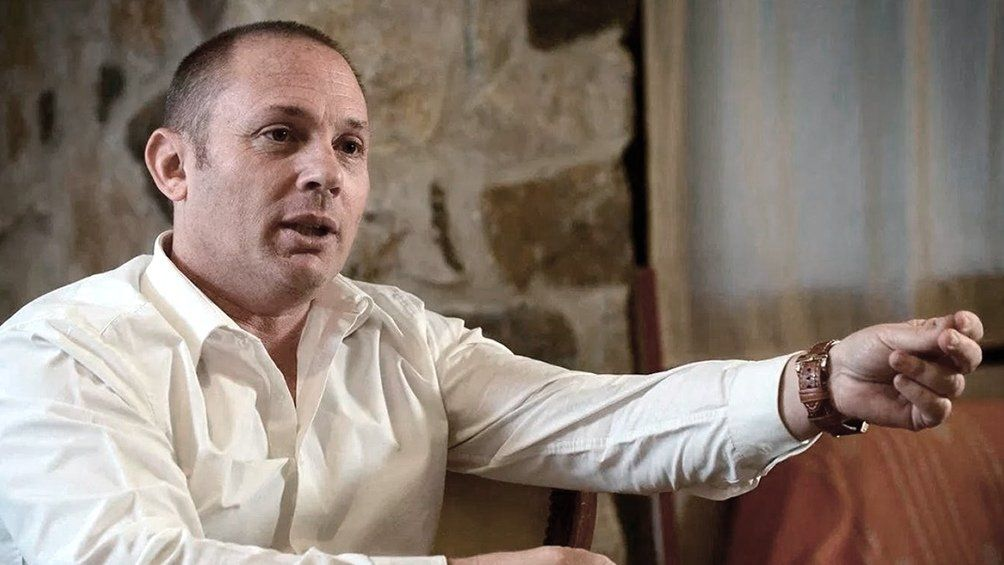 El falso abogado Marcelo DAlessio está detenido por espionaje ilegal y extorsión.