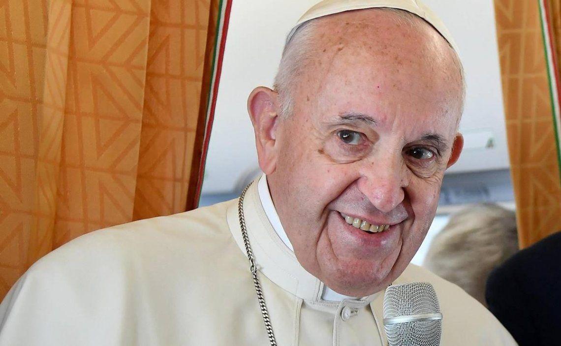 El Papa Francisco fue internado para una operación programada