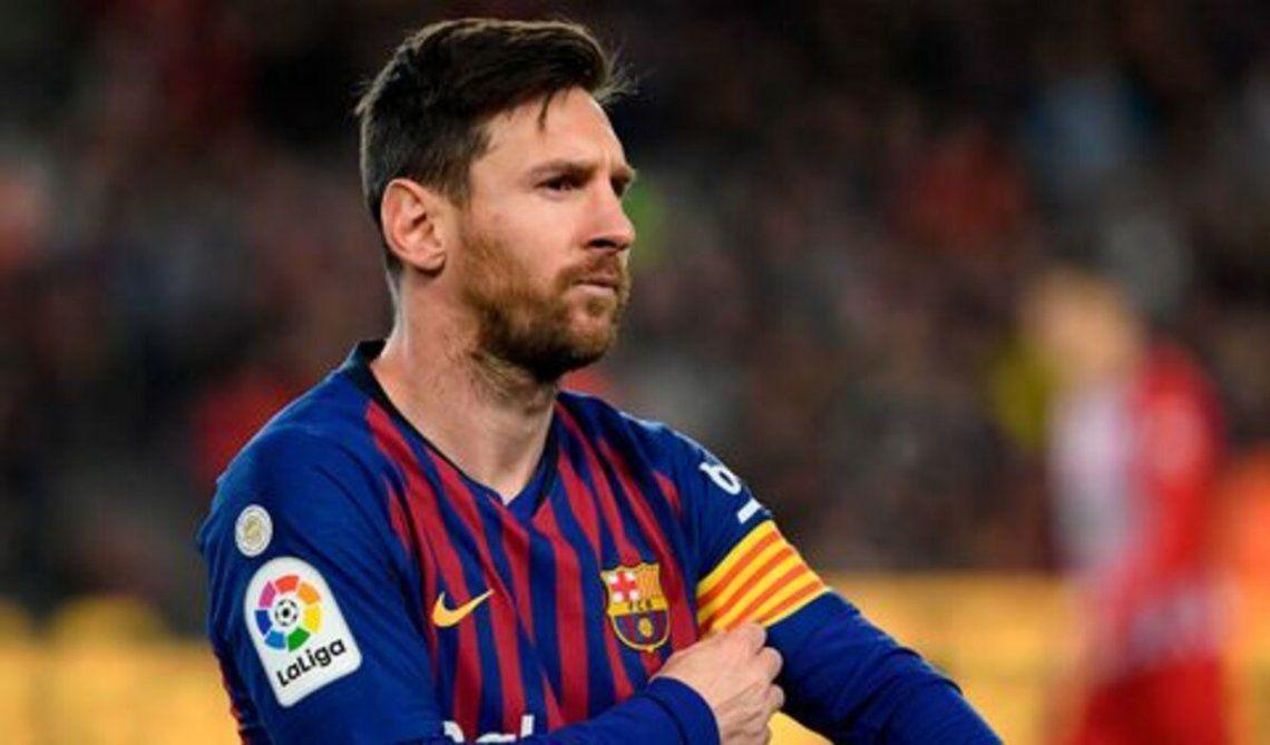 El Barcelona hará todo para seguir teniendo a Messi