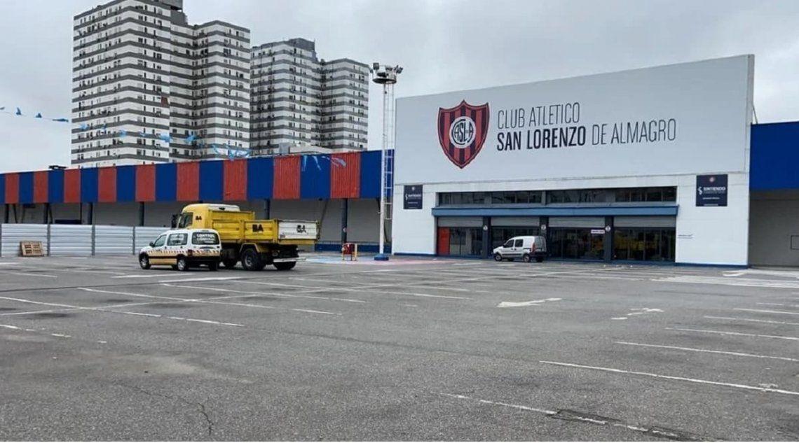 San Lorenzo y el acuerdo con el Gobierno de la Ciudad.
