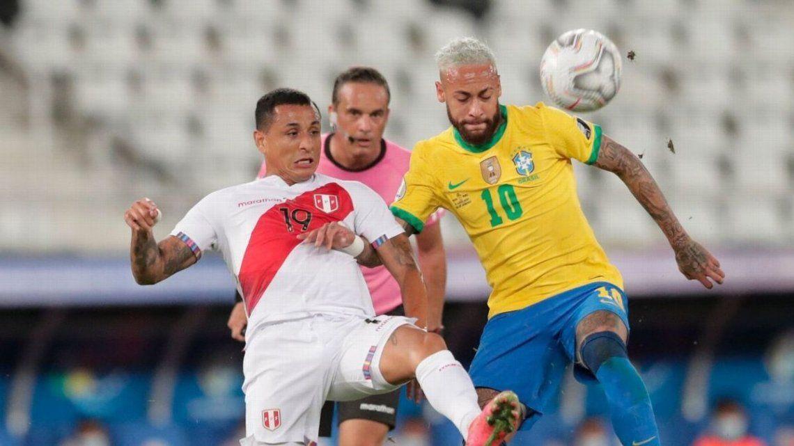 Brasil y Perú