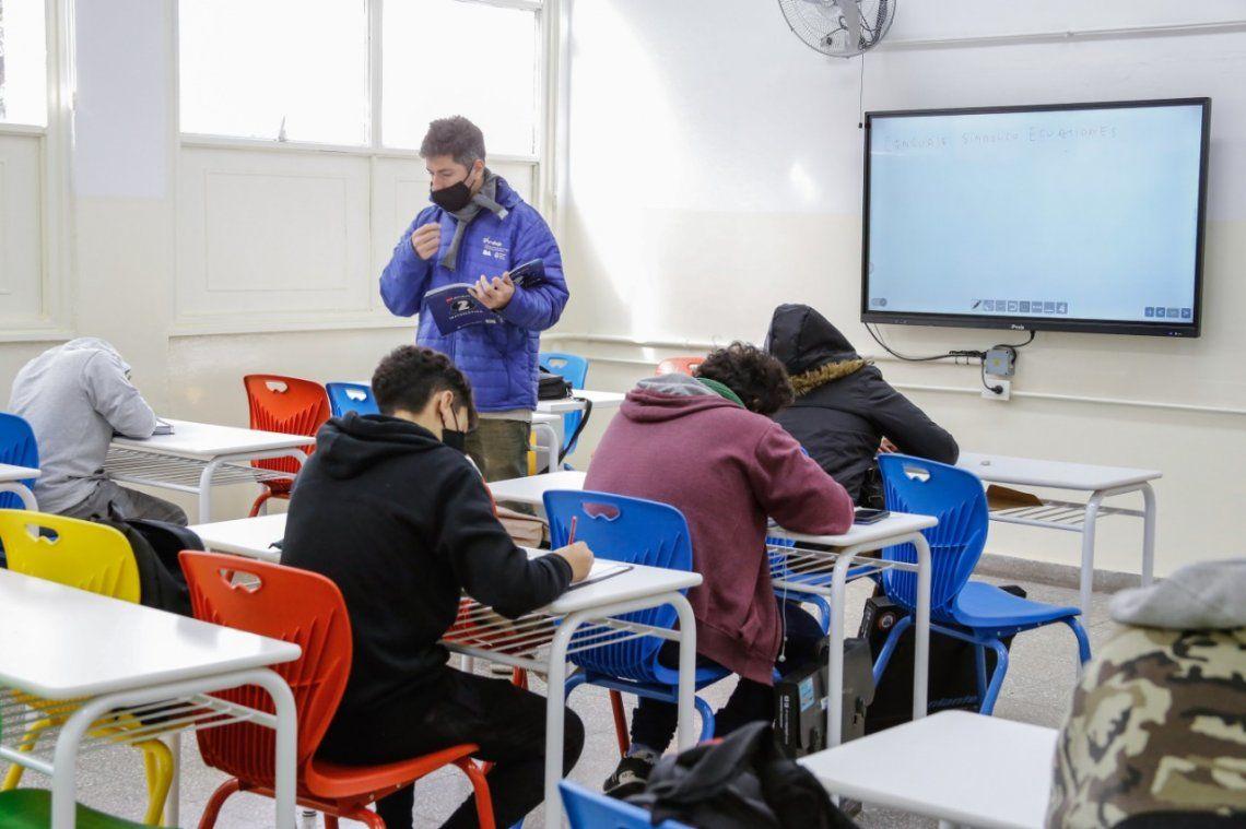 La Ciudad busca intensificar aprendizajes en las próximas dos semanas antes del receso invernal.