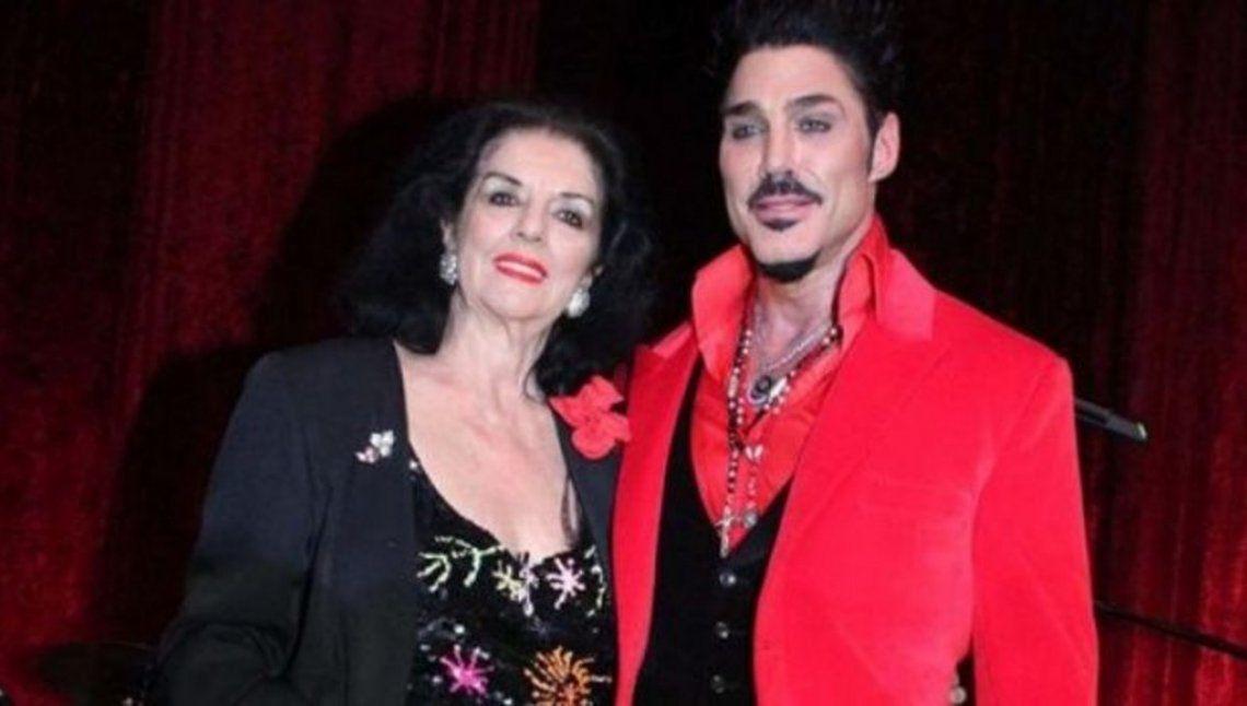 Murió la cantante Marta Fort, mamá de Ricardo Fort