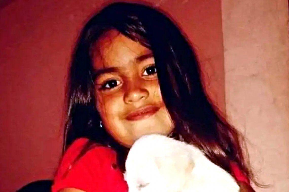 Guadalupe Lucero tiene 5 años y permanece desaparecida hace 22 días.