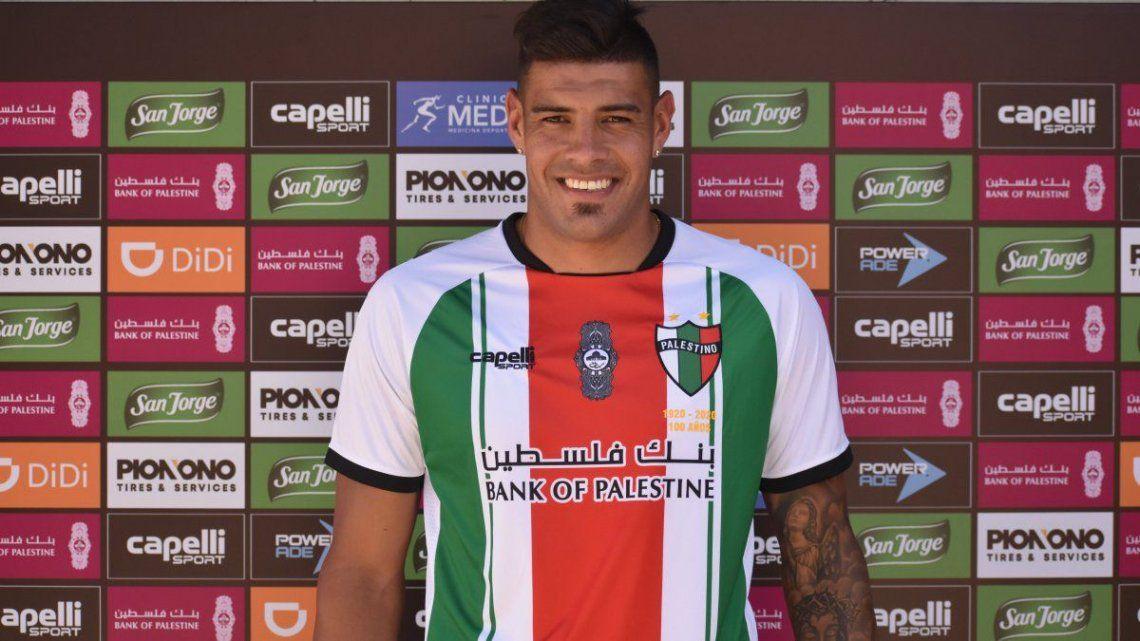 Lucas Acevedo recalará en Platense