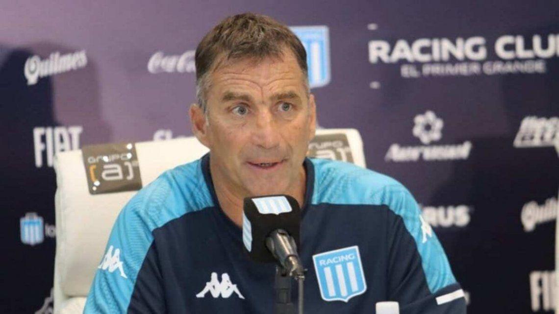 Juan Antonio Pizzi prepara el equipo para visitar a San Pablo