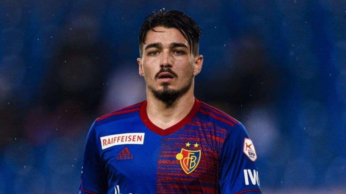 San Lorenzo demandado por el pase de Matías Palacios.