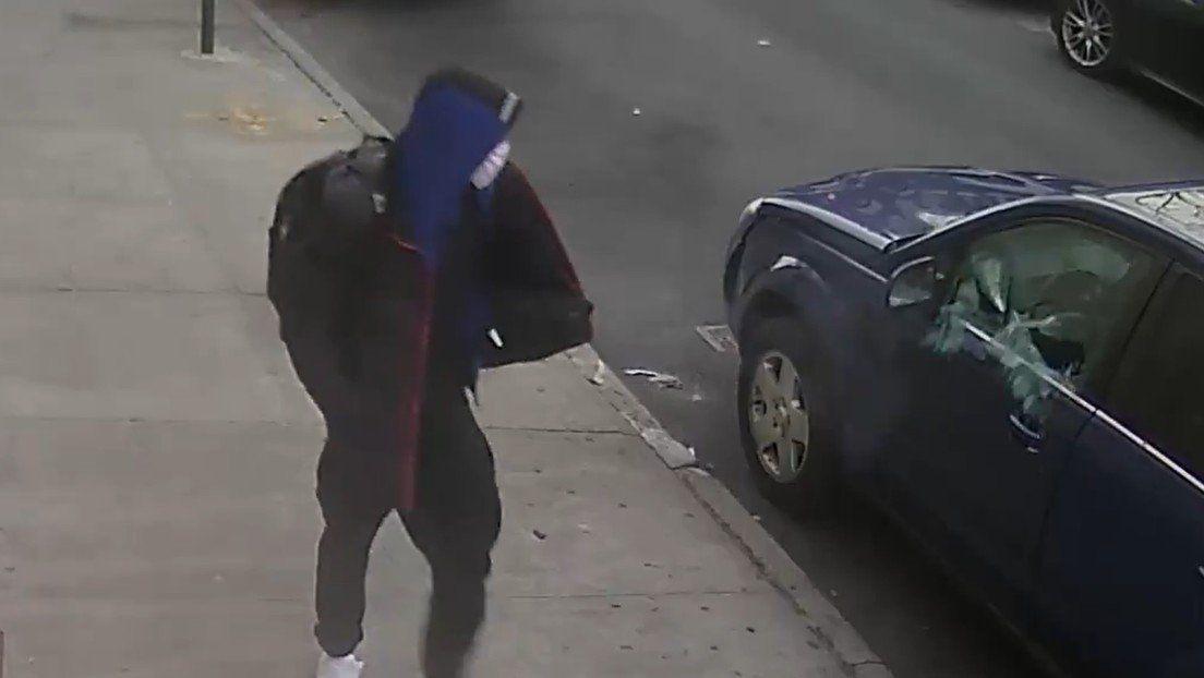 Nueva York: un hombre baleó a otro en plena calle