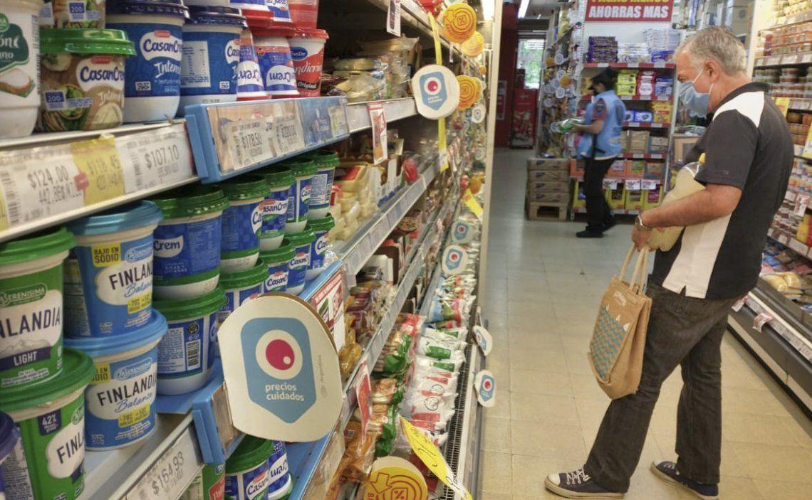 La Secretaría de Comercio autorizaría subas de un dígito en las nuevas listas del programa Precios Cuidados.