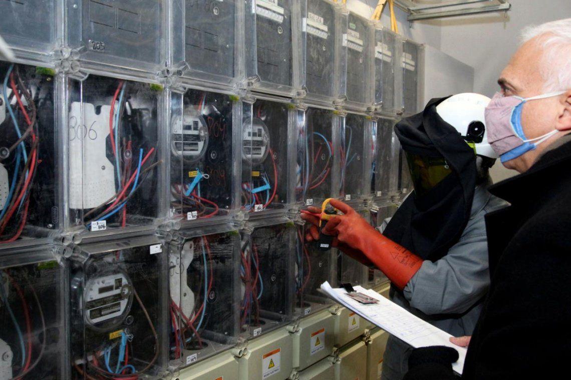 Hurto de energía en Puerto Madero: Edesur detectó conexiones eléctricas clandestinas en un edificio