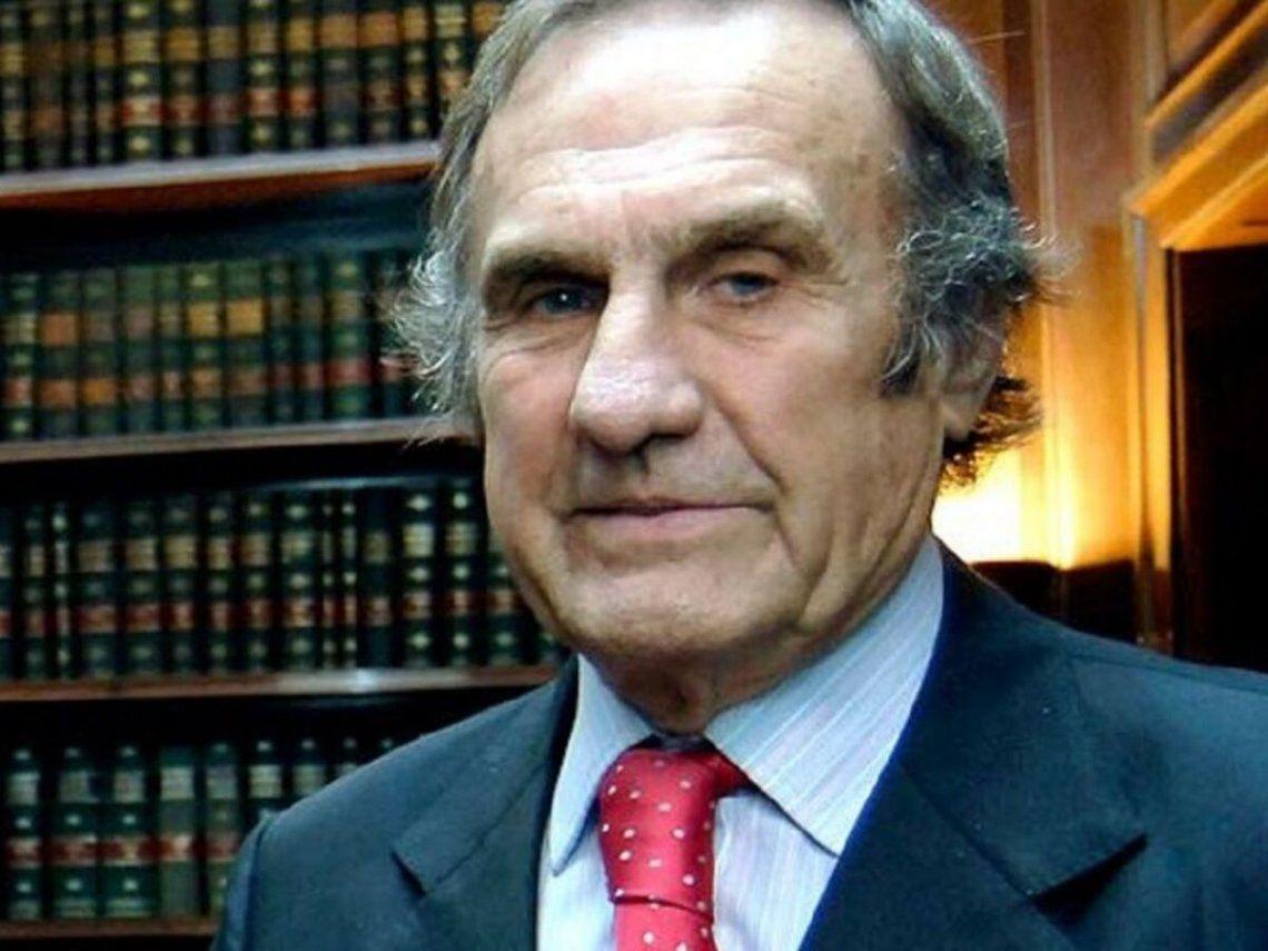 Carlos Reutemann.
