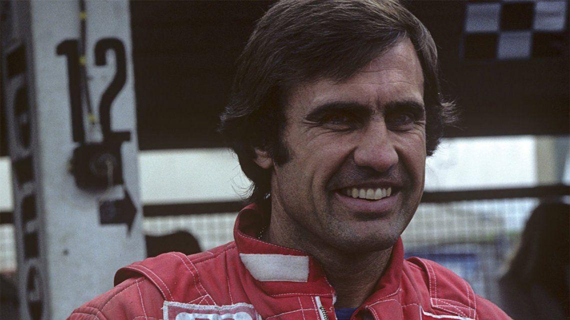 Carlos Reutemann: su carrera en la Fórmula 1.