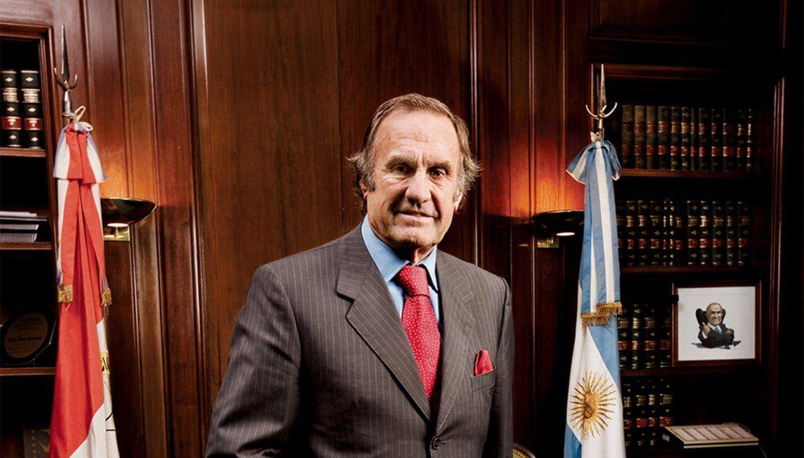 El senador y exgobernador de Santa Fe tenía 79 años.