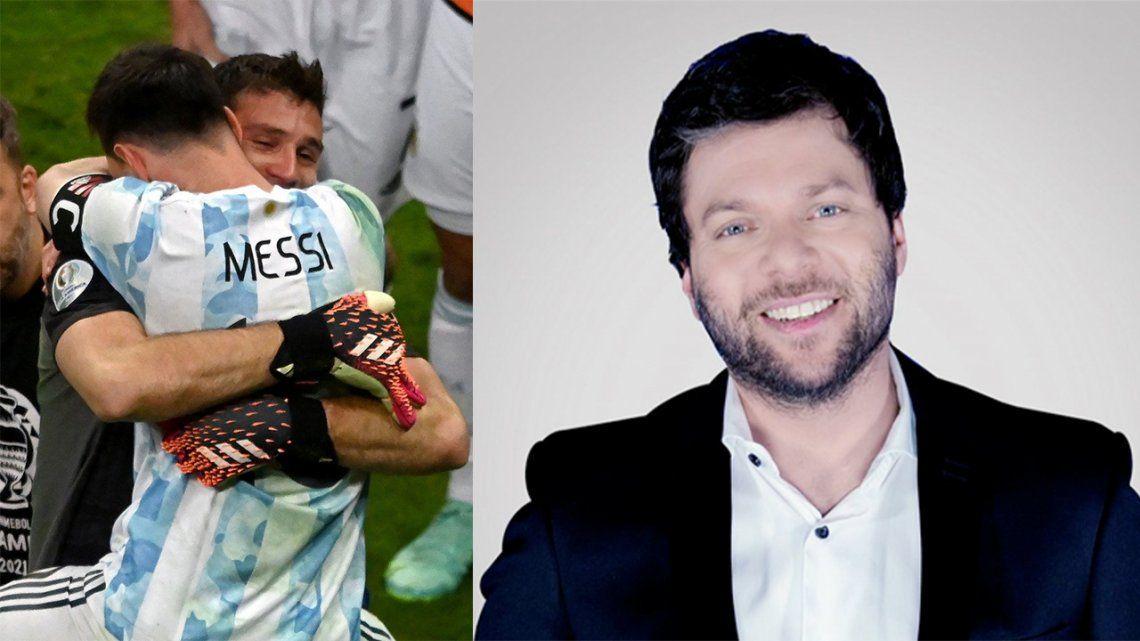 Rating: el partido de Argentina aplastó a Bienvenidos a bordo.