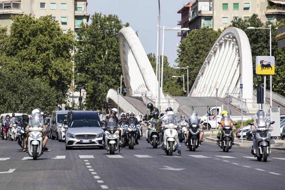 El funeral se llevará a cabo el próximo viernes a las 12 locales (7 de Argentina) en la iglesia de Santa María en Ara Coeli.