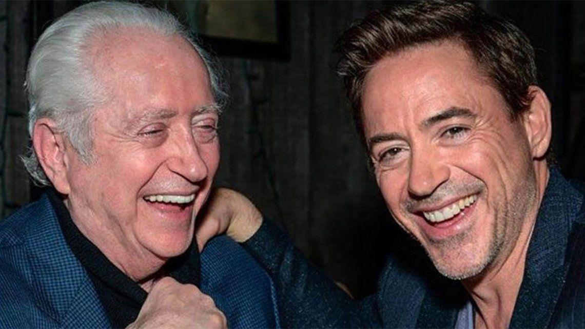 Murió el cineasta y actor Robert Downey Sr. a los 85 años.