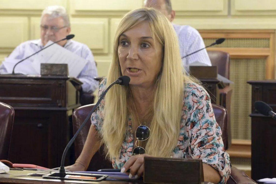 María Alejandra Vucasovich.