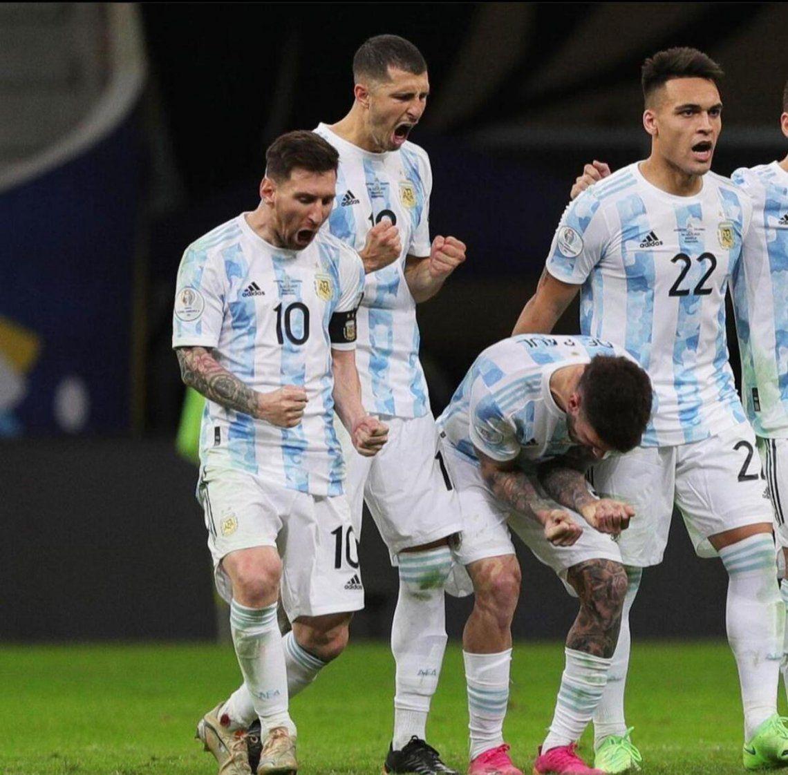 Messi es la figura indiscutible de la Copa América 2021