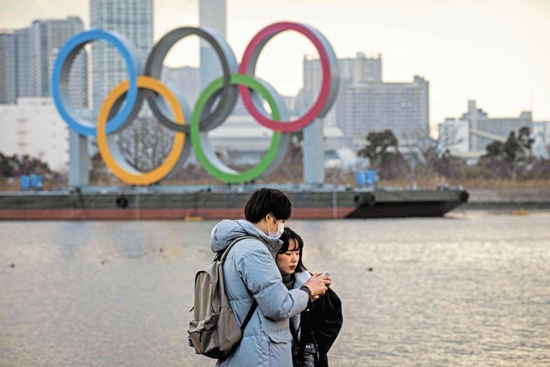 Japón anunció que los Juegos Olímpicos se disputarán sin público