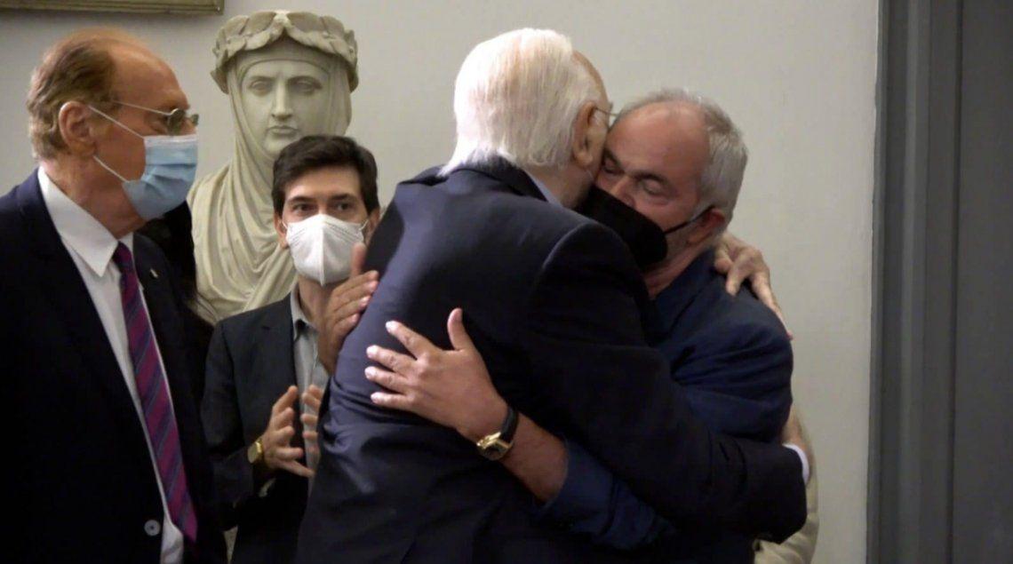 En fotos: el emotivo adiós a Raffaella Carrá