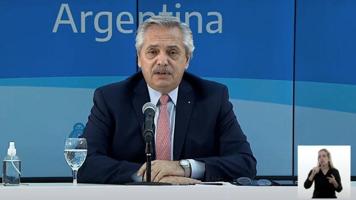 Fernández: Tenemos la responsabilidad histórica de fortalecer al Mercosur frente a la crisis de Covid-19
