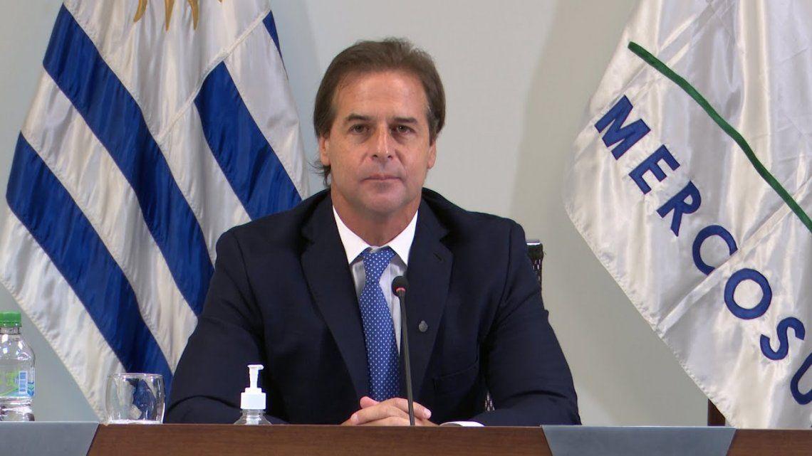 """""""Uruguay cree en la regla del consenso"""