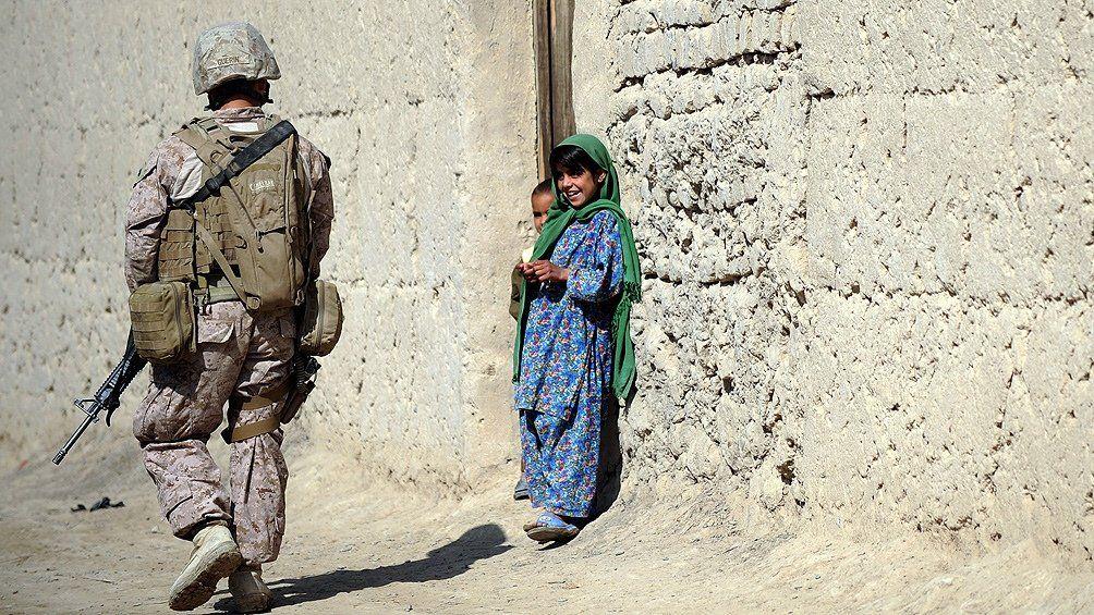 Reino Unido anunció el retiro de sus tropas de Afganistán