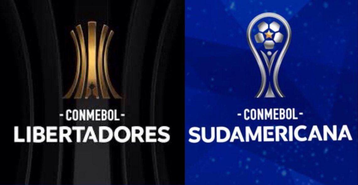 La Copa Libertadores y la Sudamericana tienen los árbitros designados.