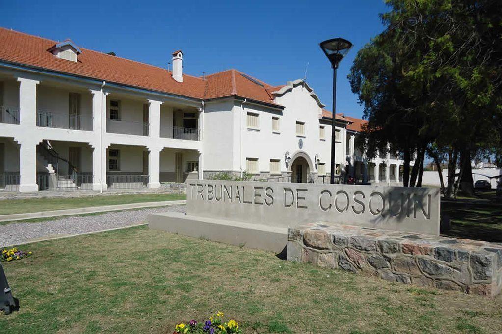 Tribunales de Cosquín.