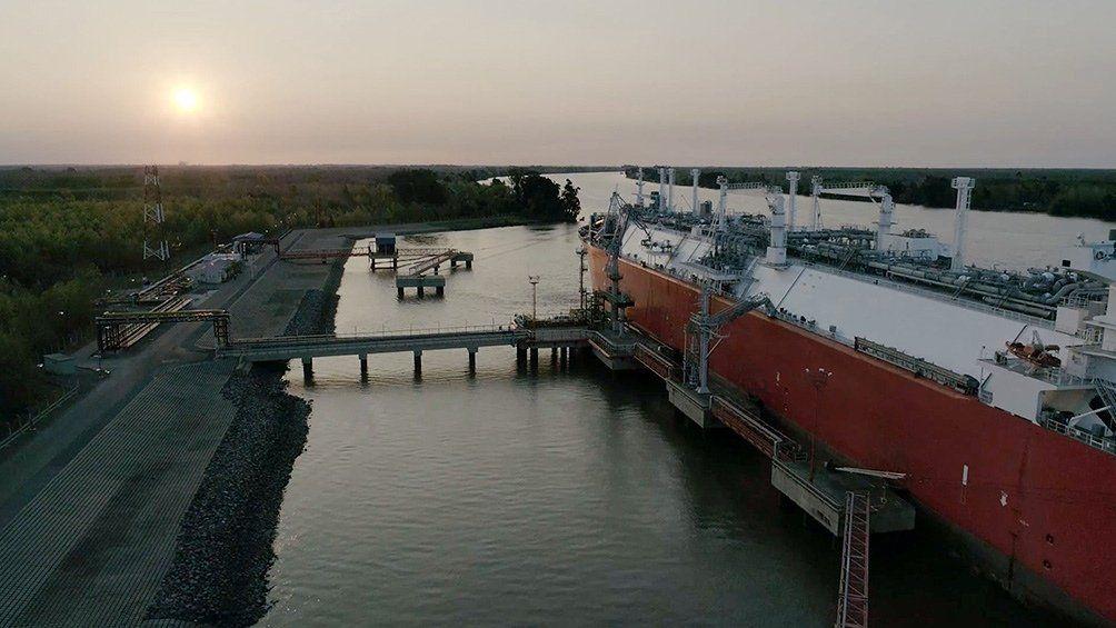 Argentina asistirá con gas natural a Chile.