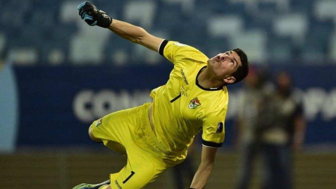 Carlos Lampe ya es jugador de Vélez sarsfield