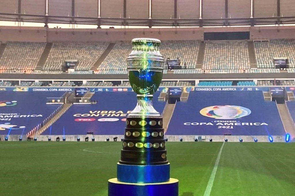 La final de la Copa América tendrá como escenario el Maracaná y -al menos- habrá algo de público.