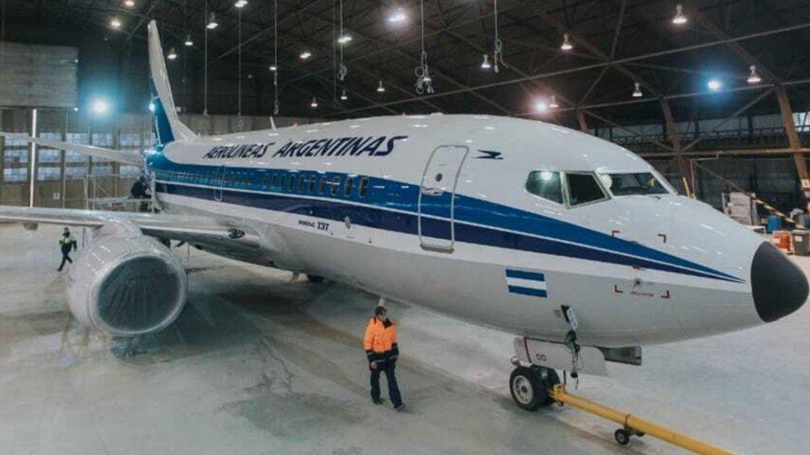 Un nuevo DNU establecerá los nuevos cupos de vuelos de pasajeros.