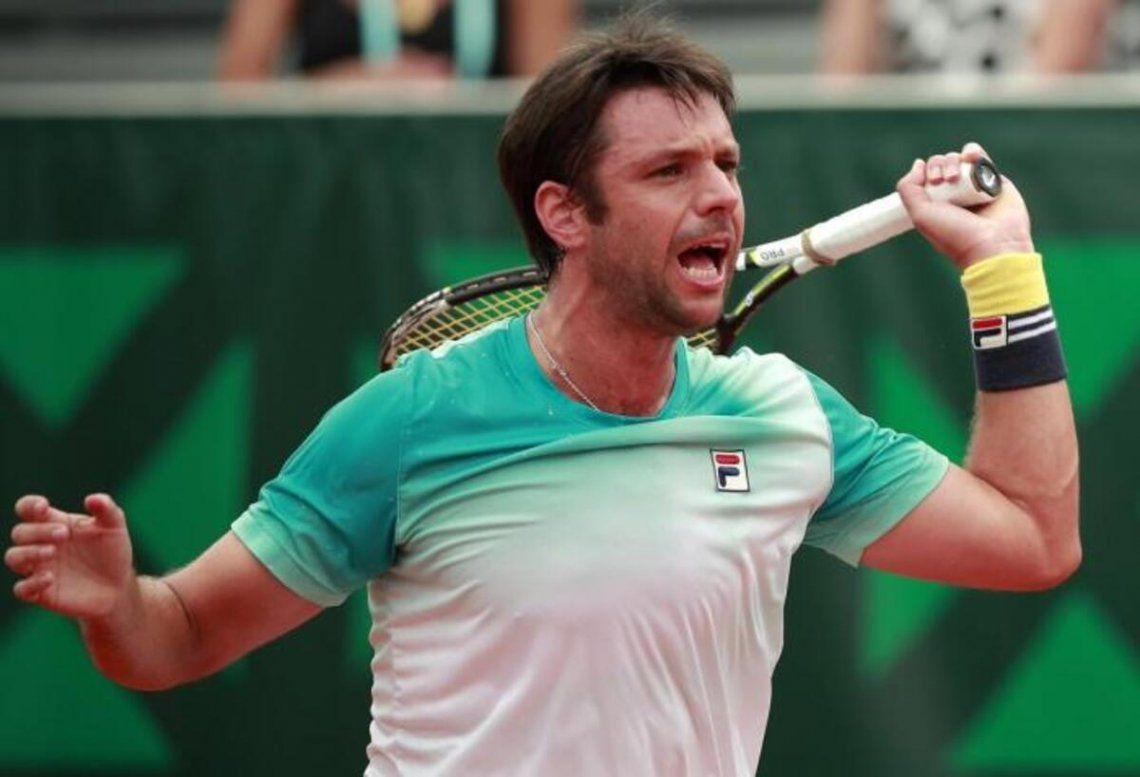 Horacio Zeballos va por la hazaña en Wimbledon