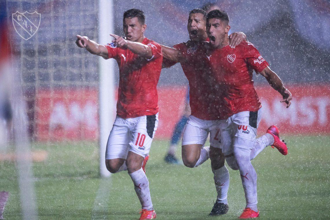 Independiente no estaría en condiciones de sumar refuerzos para la serie ante Santos