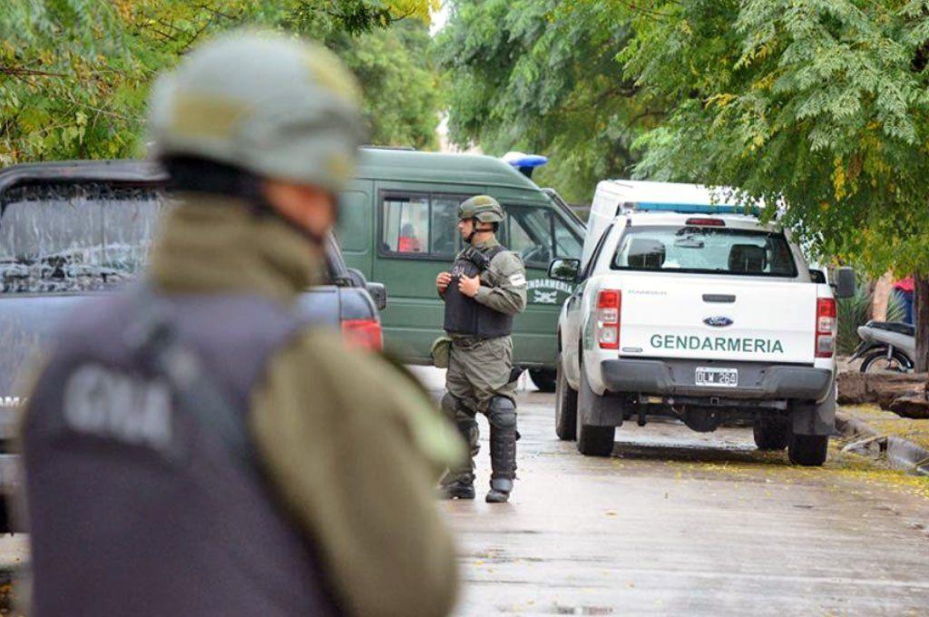 Gendarmería Nacional Argentina realizó allanamientos en Misiones