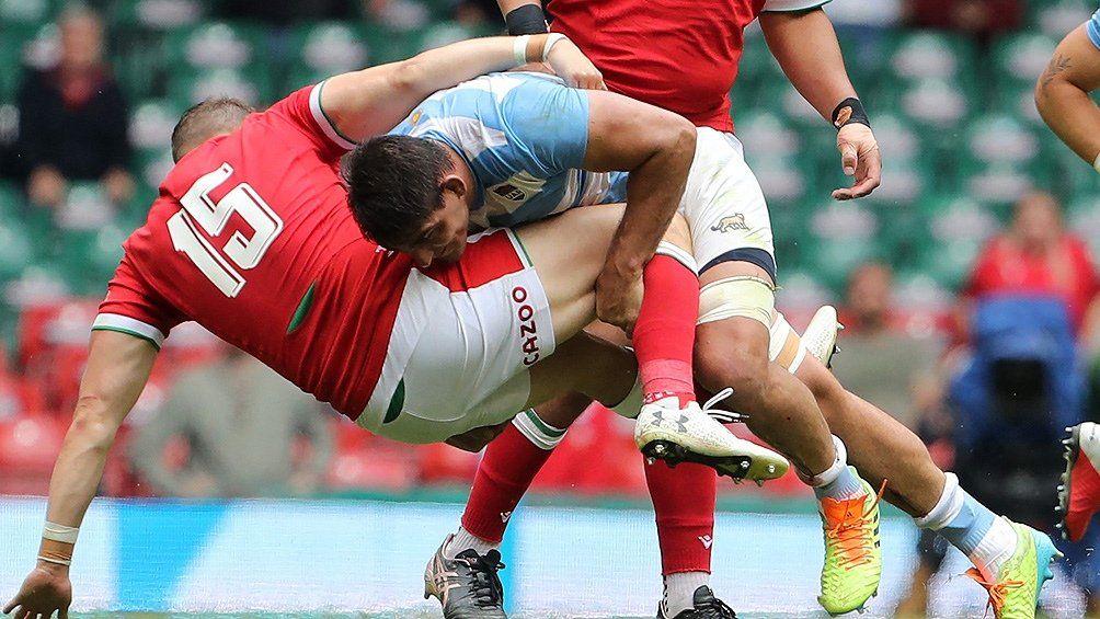 Los Pumas igualaron ante Gales y se volverán a medir en una semana