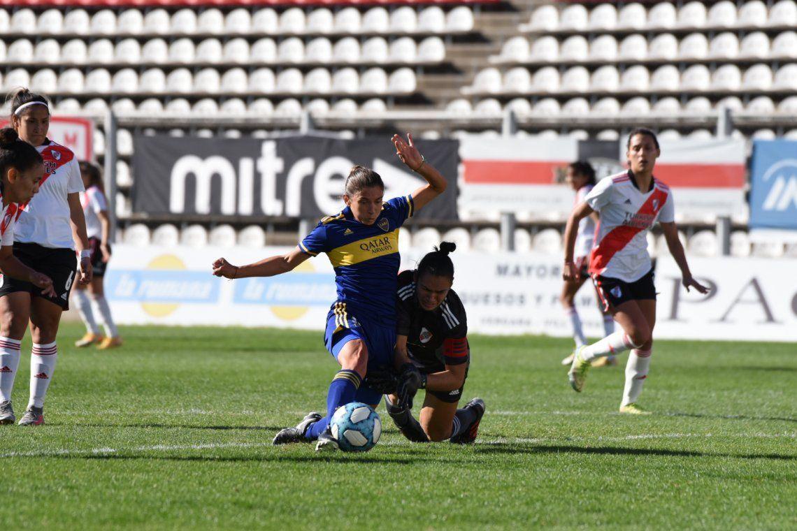 Boca es finalista del torneo de fútbol femenino