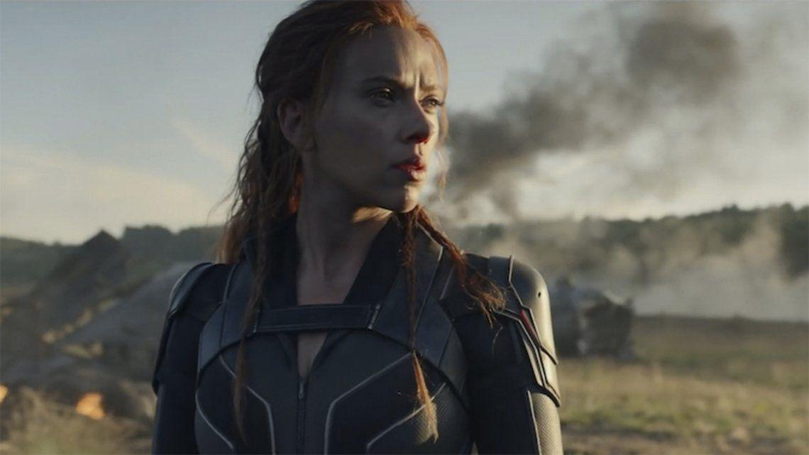 Black Widow rompe el récord de taquilla tras su estreno.