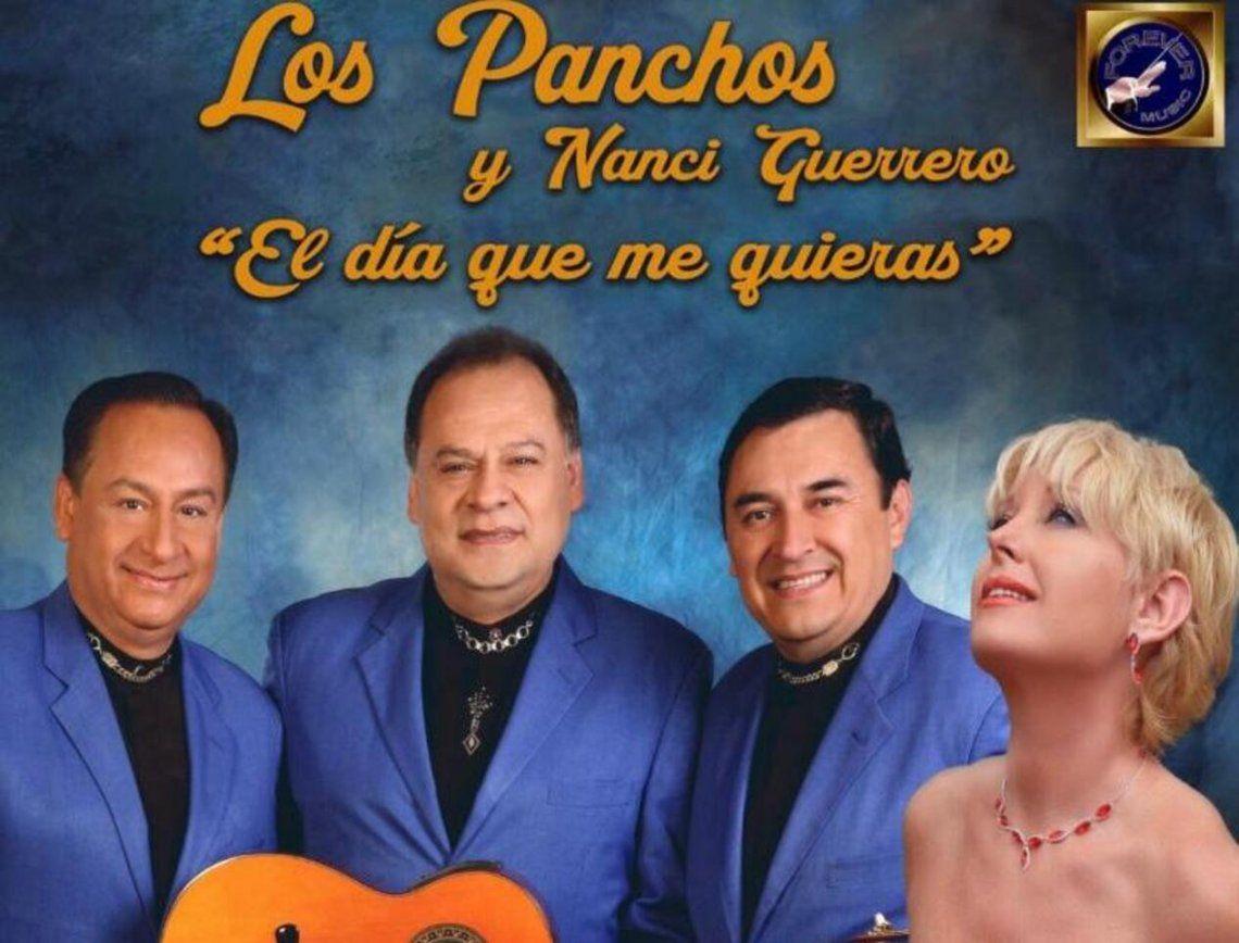 Tango: Nanci Guerreo y Los Panchos