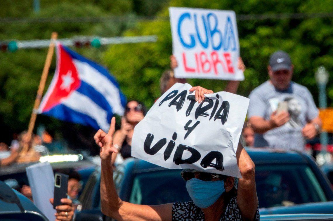 Las protestas son las más fuertes que han ocurrido en Cuba desde el llamado maleconazo de agosto de 1994.