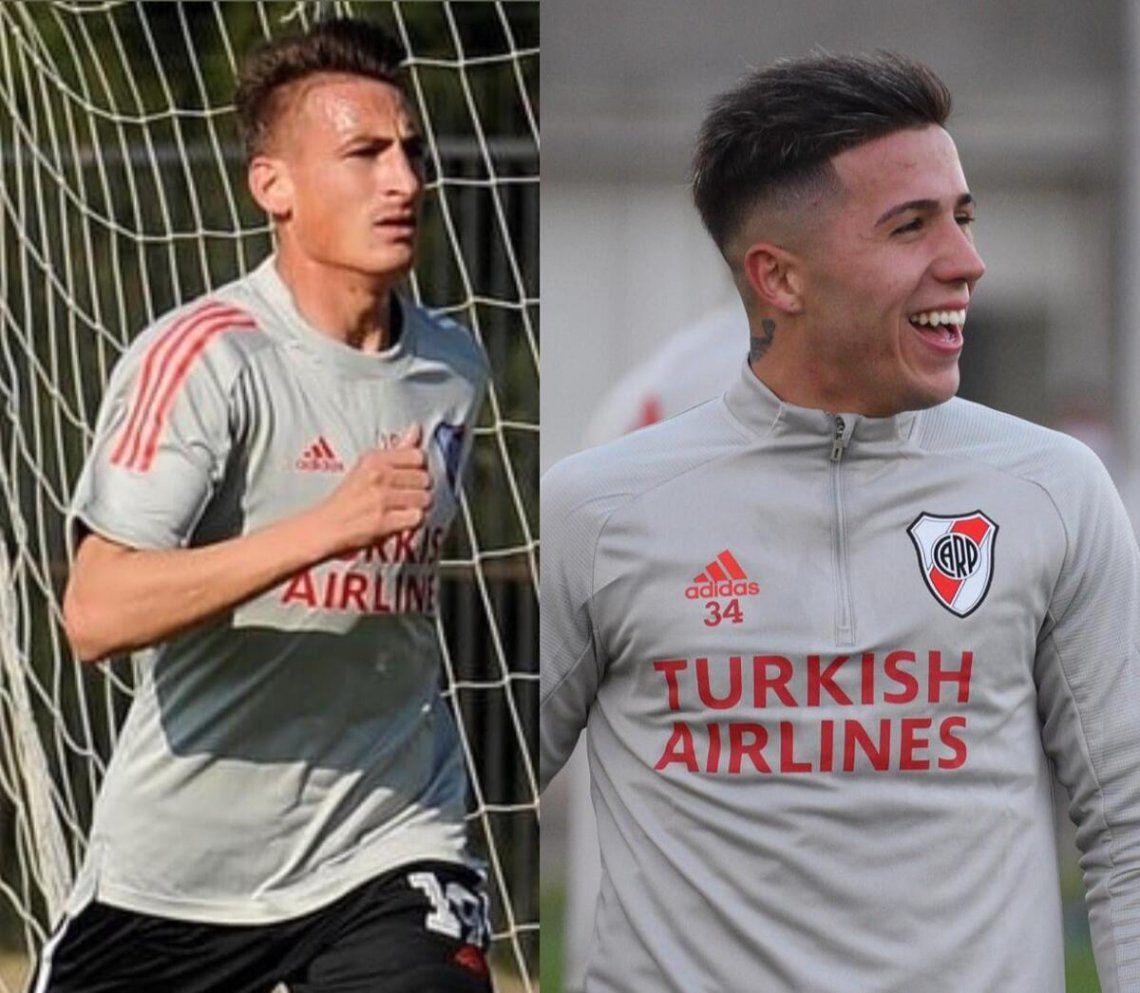 Fernández y Romero estarán en la lista de la Libertadores.
