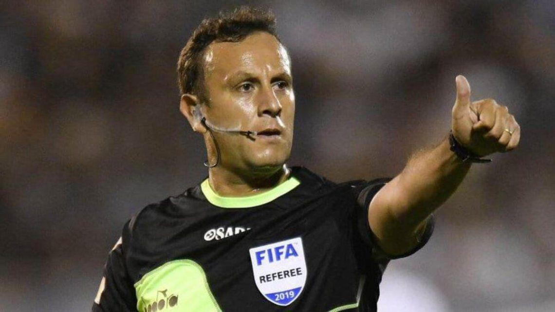 Darío Herrera dirigirá River - Colón