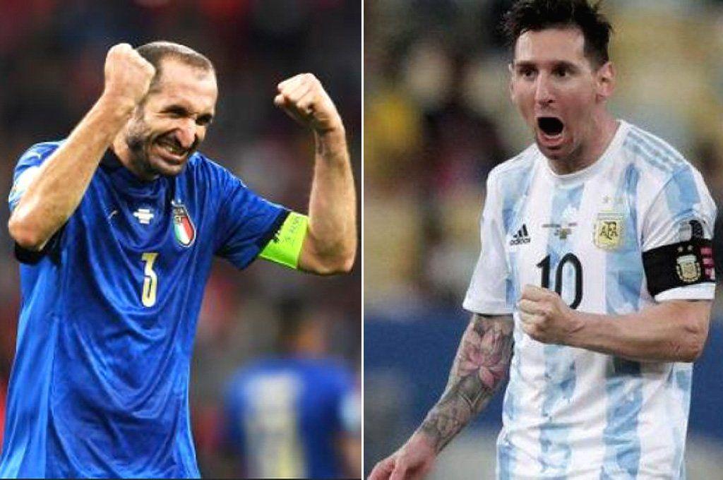 Los seleccionados de Italia y Argentina podrían enfrentarse a partido único como campeones de CONMEBOL y UEFA.