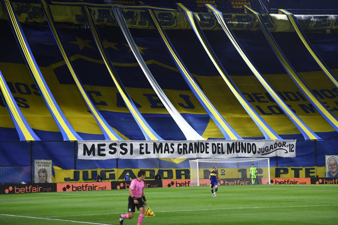 Las mejores fotos de los partidos de Boca y Racing por la Copa