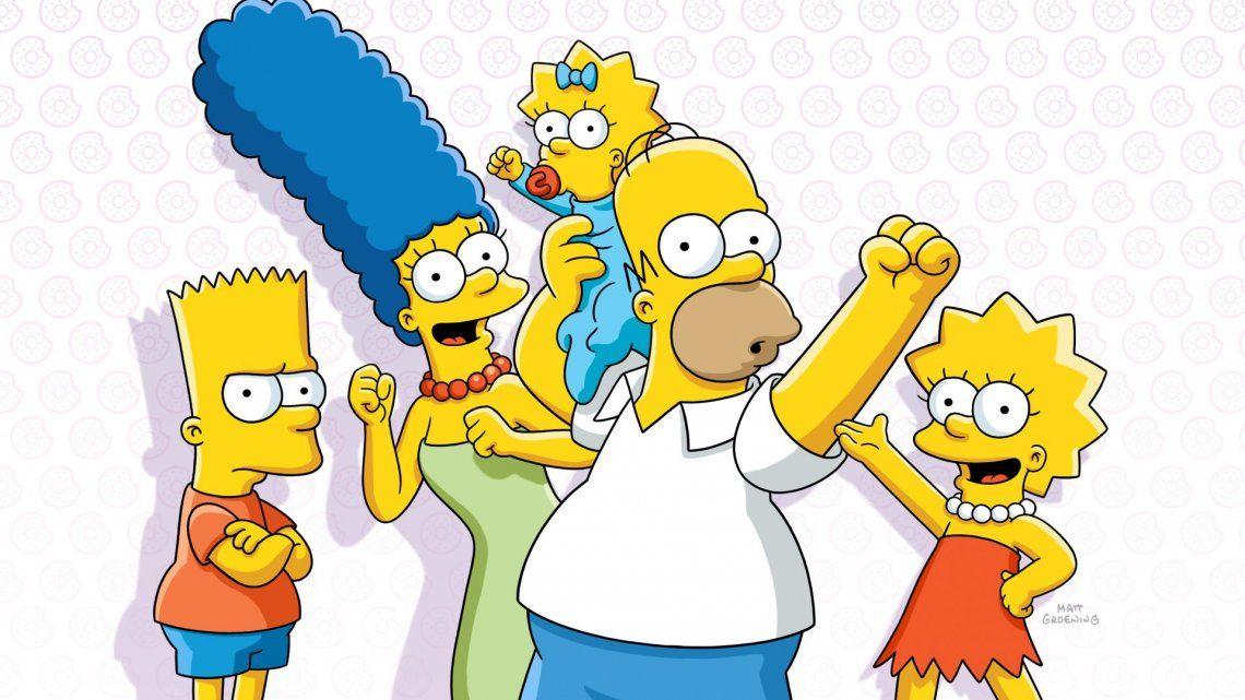 Los Simpson y una gran noticia para los latinoamericanos