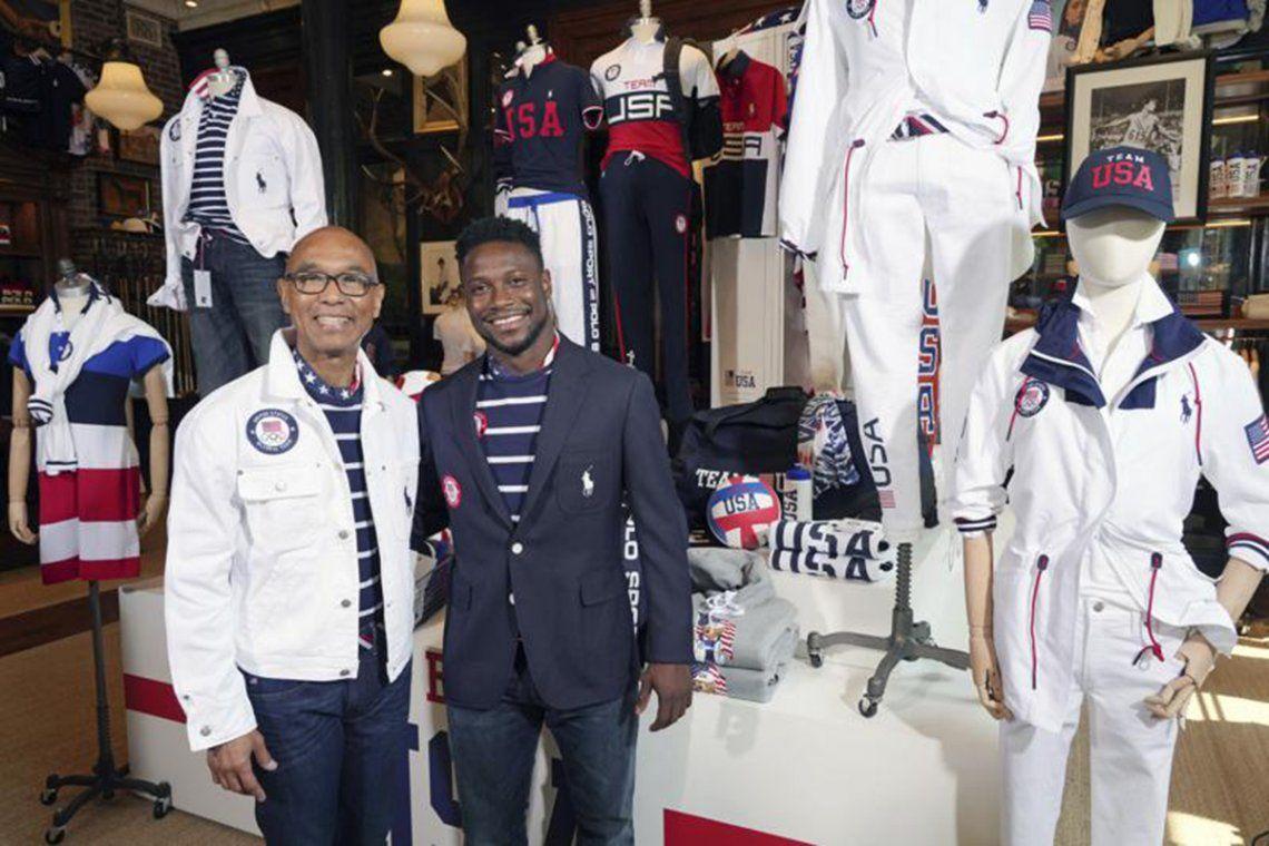 La novedosa indumentaria será dada a conocer en la ceremonia de apertura de los Juegos Olímpicos y Paralímpicos.