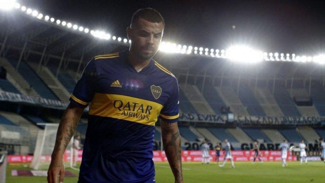 Edwin Cardona está de regreso pero recién volvería a jugar la última semana del mes