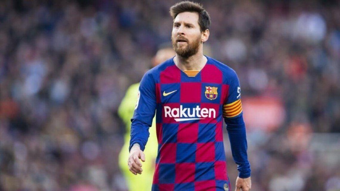 Lionel Messi seguiría en Barcelona.