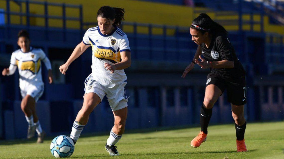 Boca y San Lorenzo definen el título del Torneo Apertura femenino